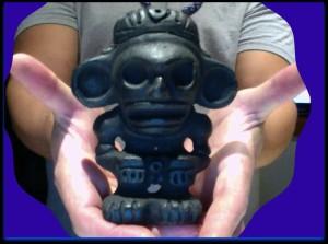 shamanvybez Idol hands